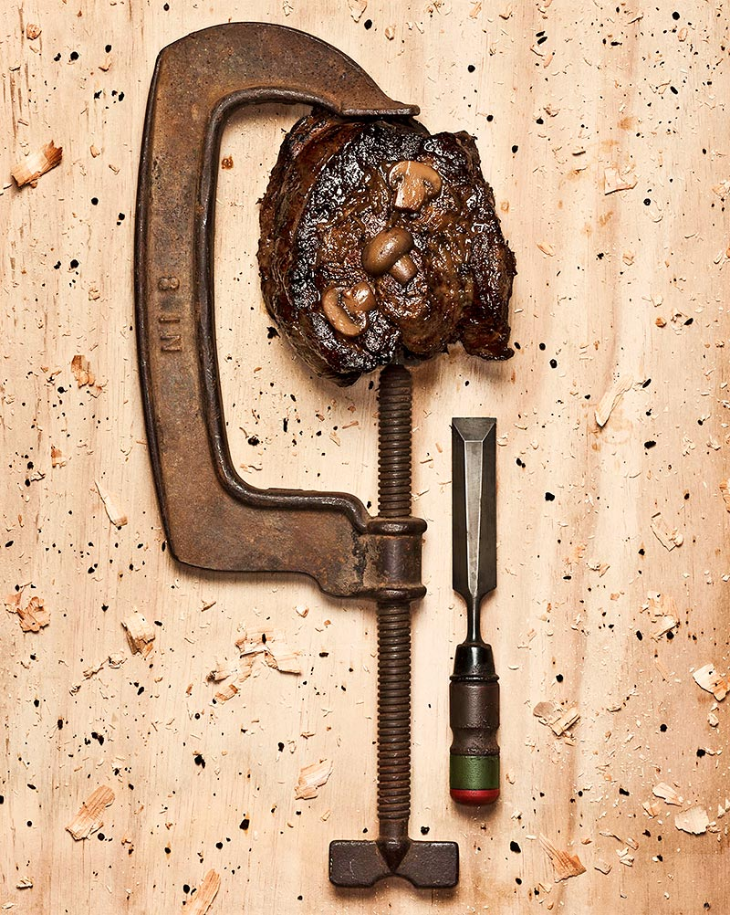 Food-Styling-By-Meghan-Erwin---Editorial-Esquire-Magazine---Steak-and-Wood-Working