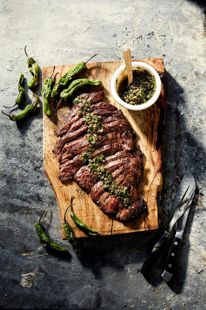 Food-Styling-By-Meghan-Erwin-Steak-Chimichurri