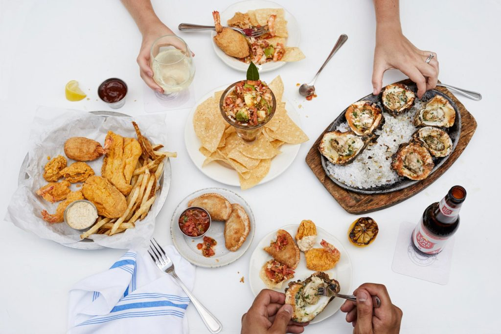 Food-Styling-By-Meghan-Erwin---Tabletop-Scene-Oysters-Ceviche