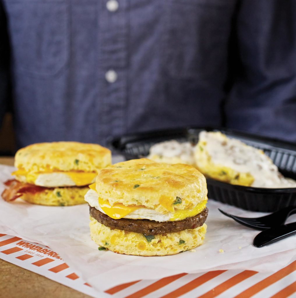 Food-Styling-By-Meghan-Erwin---Whatburger---Jalepeno-Cheddar-Biscuit
